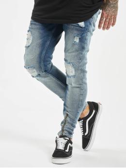 VSCT Clubwear Tynne bukser Keanu blå