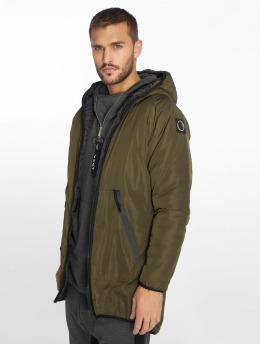 VSCT Clubwear Välikausitakit Removeable  khakiruskea