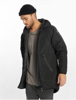 VSCT Clubwear Välikausitakit Removeable Bag Utility musta