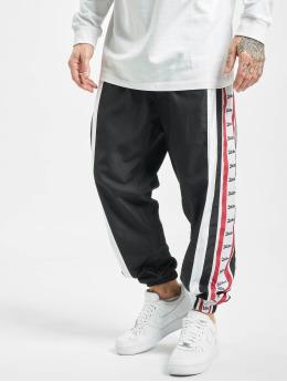 VSCT Clubwear Verryttelyhousut MC Nylon Striped musta