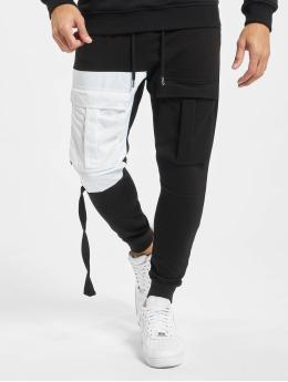 VSCT Clubwear Verryttelyhousut Cargo  musta