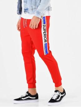 VSCT Clubwear Verryttelyhousut Superior  punainen
