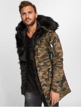 VSCT Clubwear winterjas 2-Face camouflage