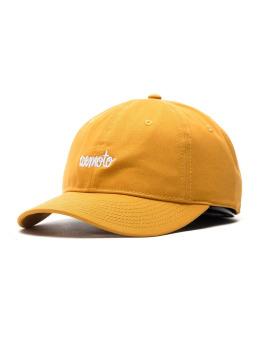 Wemoto Fitted Cap Script gelb