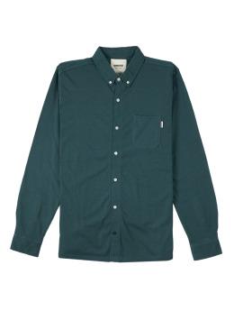Wemoto Hemd Shaw Shirt grün