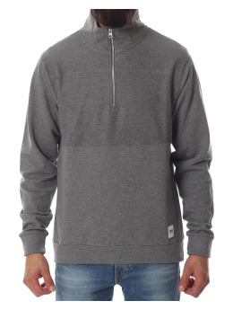 Wemoto Pullover Weaver grau
