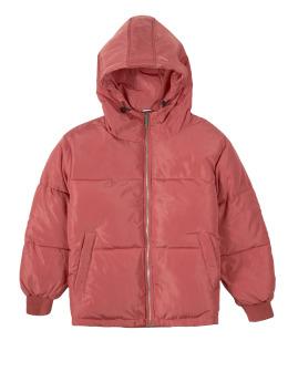 Wemoto winterjas Beady pink