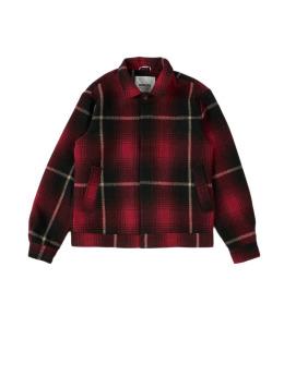 Wemoto winterjas Donnie rood