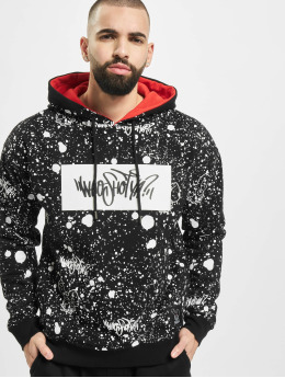Who Shot Ya? Hoody W Zone schwarz