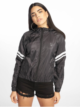 Who Shot Ya? Lightweight Jacket Star black