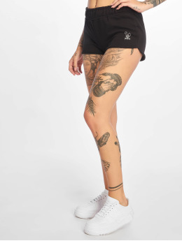 Who Shot Ya? Star Shorts Black