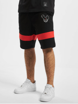 Who Shot Ya? Shorts Originals  svart
