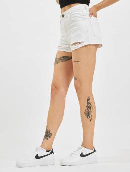 Who Shot Ya? Shortsit Ice Jeans valkoinen