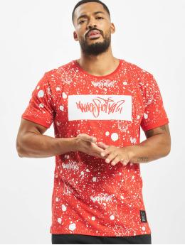 Who Shot Ya? T-Shirt W Zone red