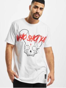 Who Shot Ya? T-Shirt Originals  weiß