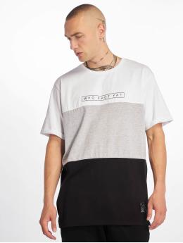 Who Shot Ya? T-shirts 3Tone hvid