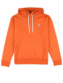 Wood Wood Hoody Ian orange