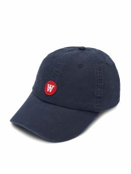 Wood Wood Snapback Cap Eli blau