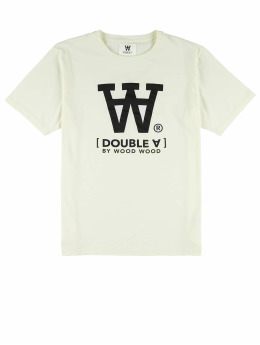 Wood Wood T-Shirt Ace beige