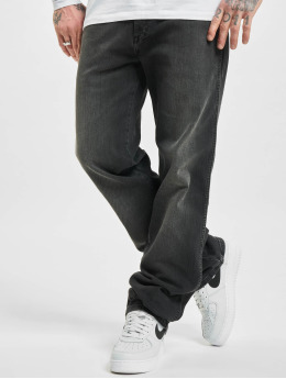 Wrangler Straight Fit Jeans Arizona  black