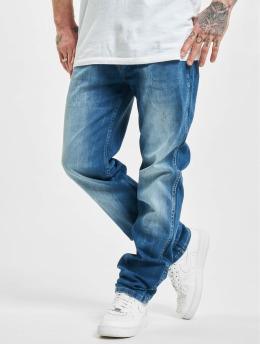 Wrangler Straight Fit Jeans All Blue blau