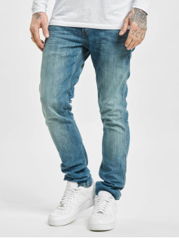 Wrangler Straight Fit Jeans Bostin  blau