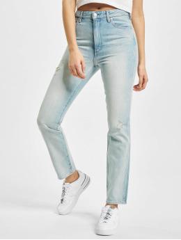 Wrangler Straight fit jeans Retro blauw