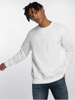 Wrung Division Пуловер Original белый