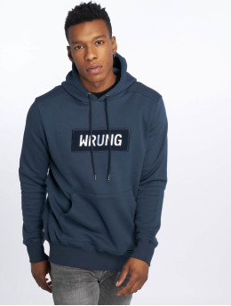 Wrung Division Hoody Boxter blauw