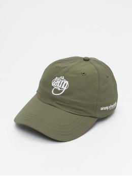 Wrung Division Snapback Cap Og 90 cachi