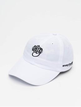 Wrung Division Snapback Cap Og 90 weiß