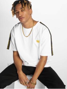 Wu-Tang Camiseta Sidetape blanco