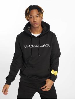 Wu-Tang Hoodie Embroidery black