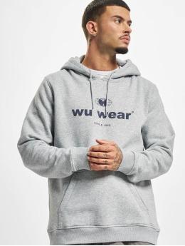 Wu-Tang Hoodies Since 1995 grå