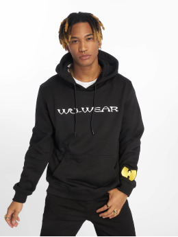 Wu-Tang Hoody Embroidery zwart