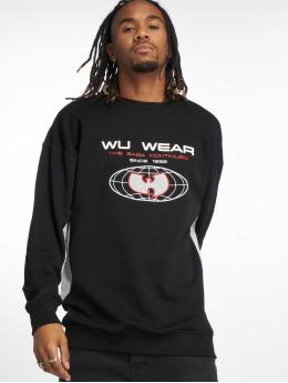 Wu-Tang Pullover Globe schwarz