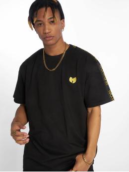 Wu-Tang T-skjorter Sidetape svart