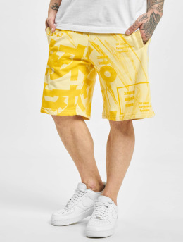 Yakuza Šortky Nippon Stylez žltá