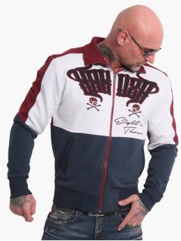 Yakuza Демисезонная куртка Retro Rush Tri Face Classic синий