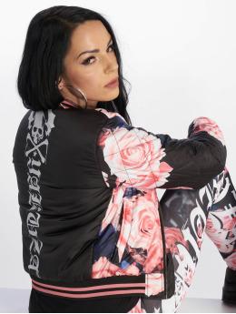 Yakuza Демисезонная куртка Roses цветной