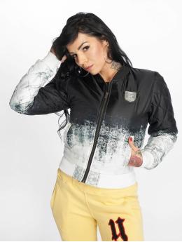 Yakuza Демисезонная куртка Gradient  черный