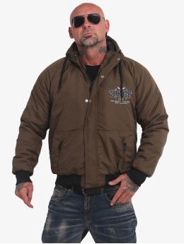 Yakuza Зимняя куртка 893 Command оливковый