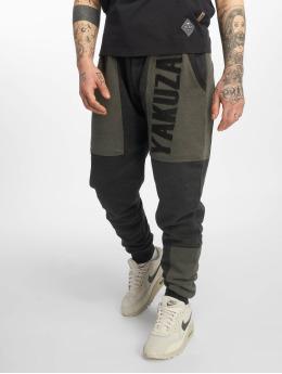 Yakuza Спортивные брюки Imperator Two Face черный
