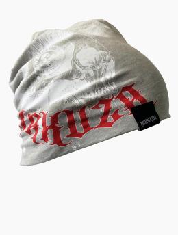 Yakuza шляпа Dead Punk V02 серый