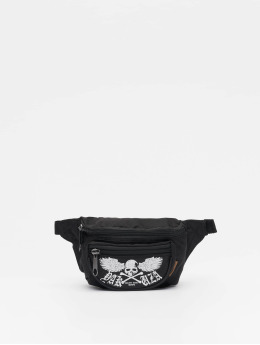 Yakuza Bag Fyling Skull black