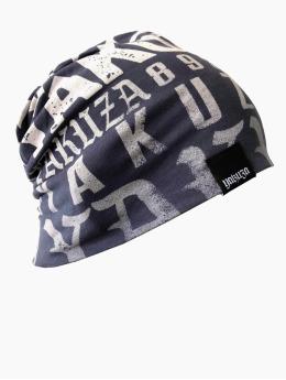 Yakuza Beanie 893allover  blue