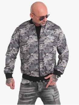 Yakuza Bomberjack Muerte Mesh camouflage