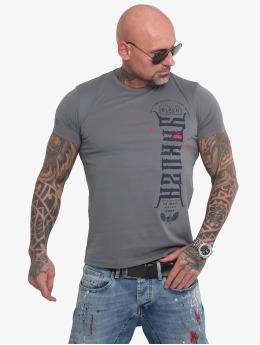 Yakuza Camiseta Ammo  gris