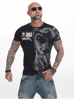Yakuza Camiseta Beast negro