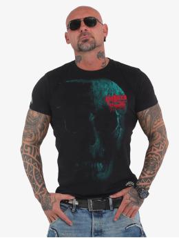Yakuza Camiseta 2Word  negro